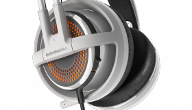SteelSeries Siberia 350 Headset Box Art