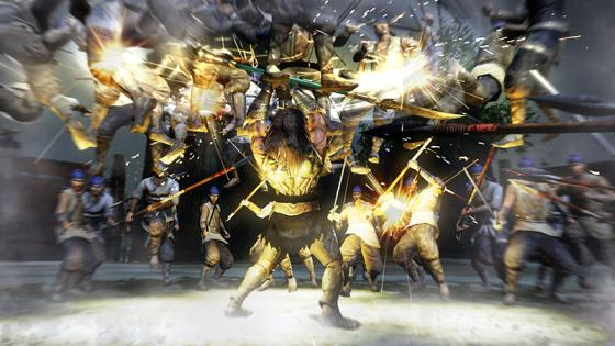 Dynasty Warriors 8 Review | GameGrin