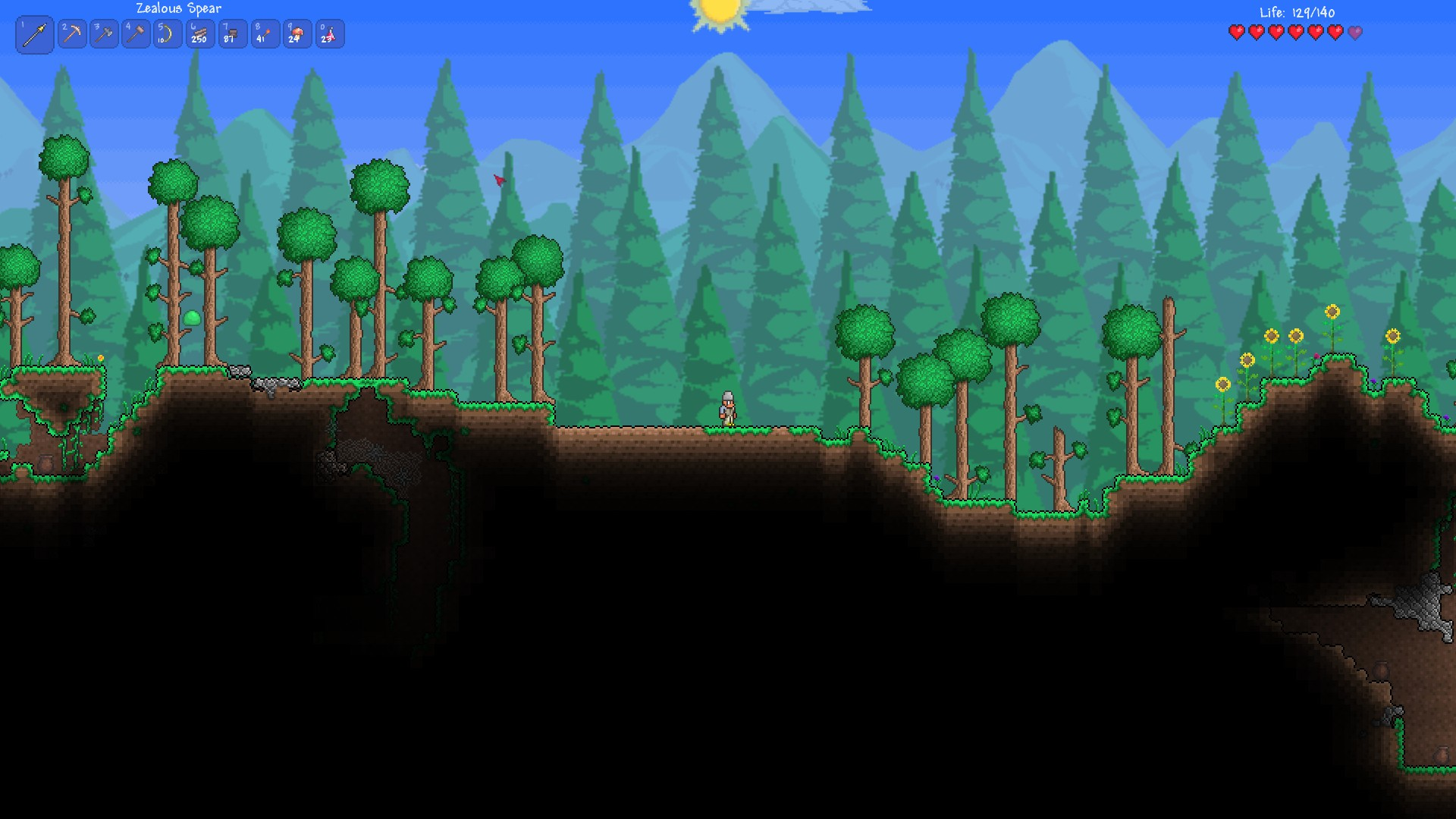 Stupendous How To Make A House In Terraria Gamegrin Ncnpc Chair Design For Home Ncnpcorg