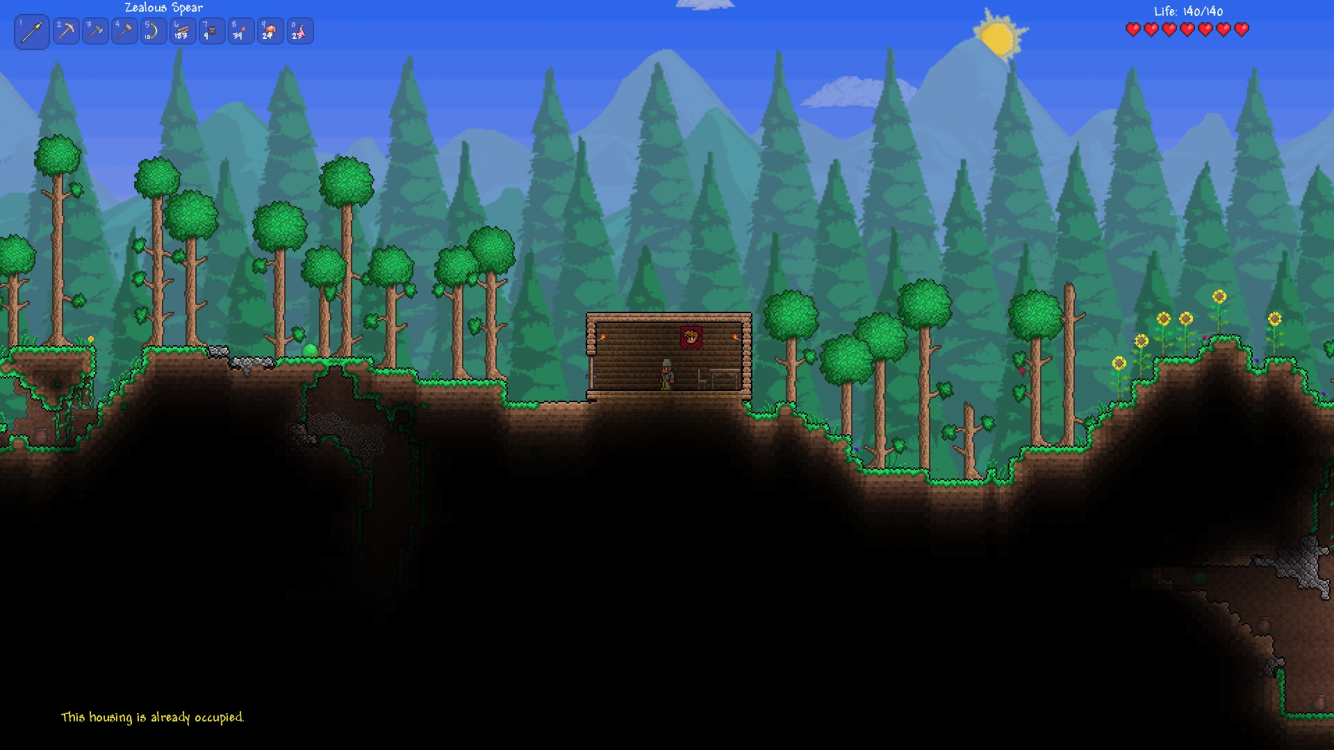 terraria grappling hook how to use
