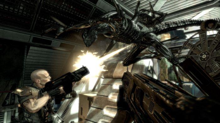 alien vs predator  online games