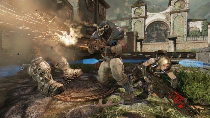 Gears of War 3-matchmaking