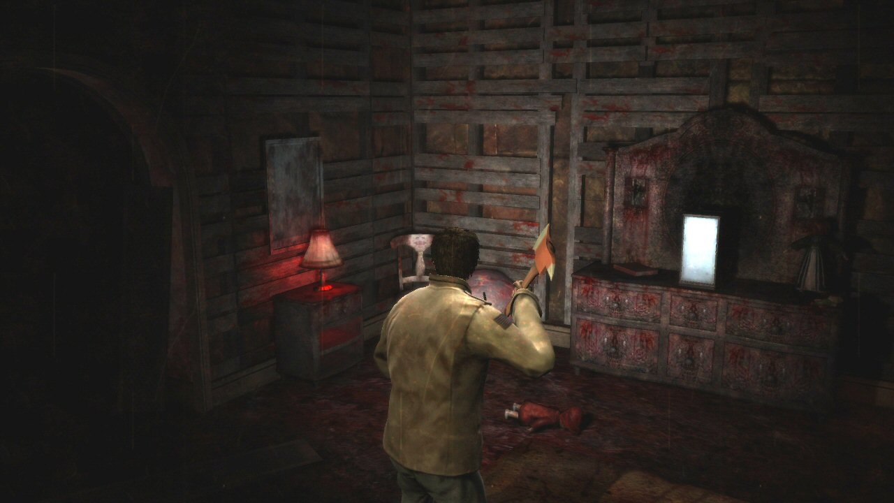 Silent Hill Homecoming Gamegrin