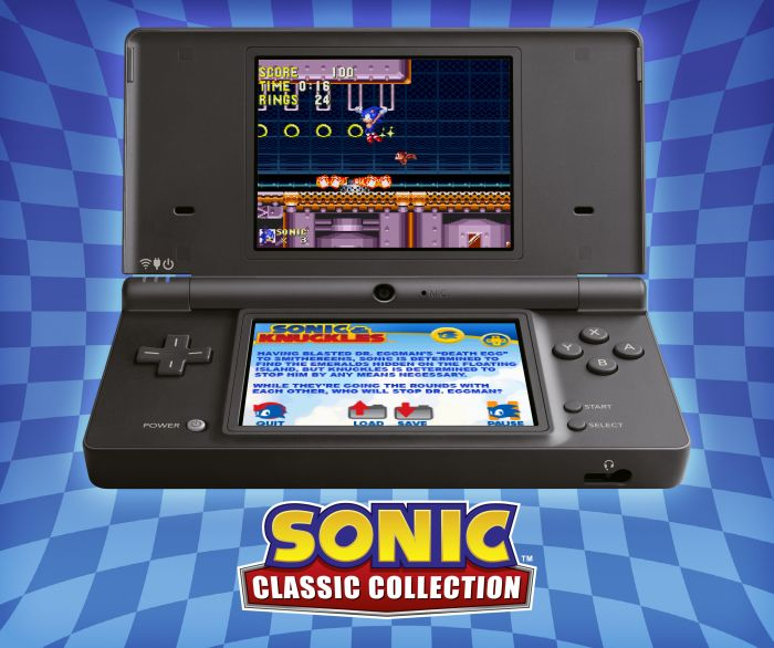 Sonic Classic Collection DS Review