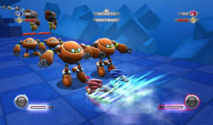 Sonic Colours Review   GameGrin