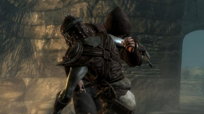 skyrim how to get redoran guard quest