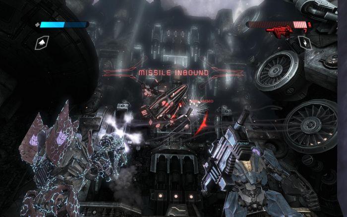 Crack Transformers War For Cybertron