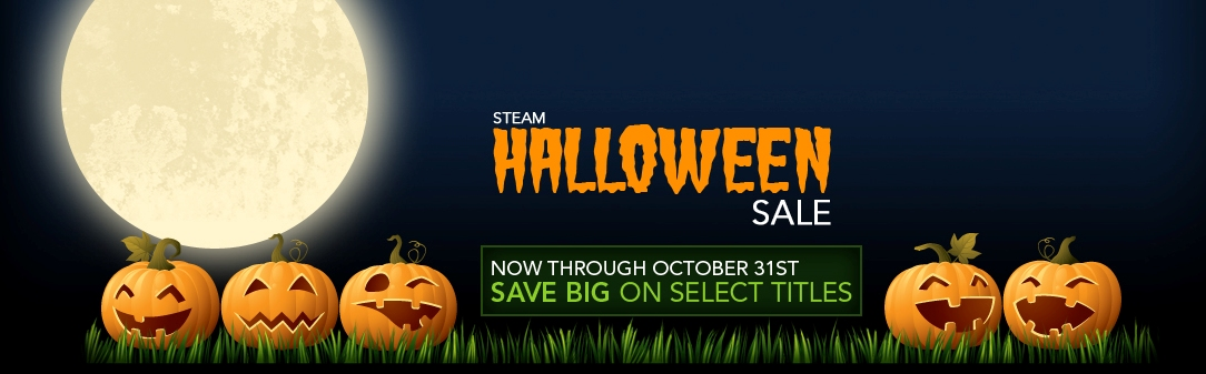 Steam Halloween Sale - GameGrin Gaming Forums